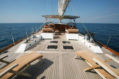 Sprężyny gazowe do łodzi i jachtów